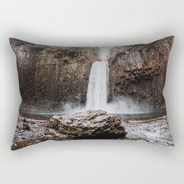 Abiqua Falls Rectangular Pillow