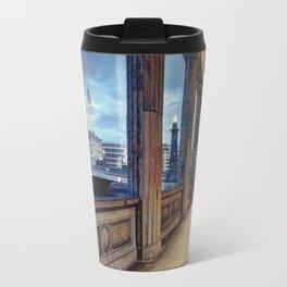 Window To The Other World Travel Mug