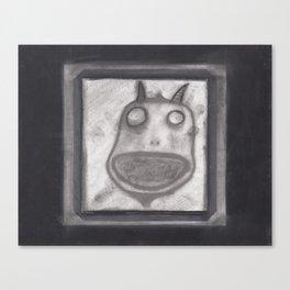 clueless Canvas Print