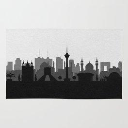 City Skylines: Tehran Rug