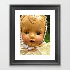 I'm Not Scary Framed Art Print