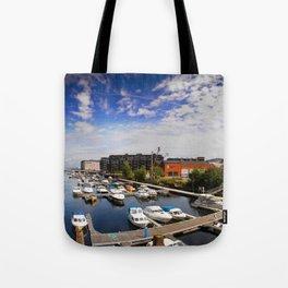 Trondheim Tote Bag