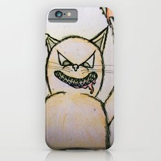 Killer cat iPhone 6s Slim Case
