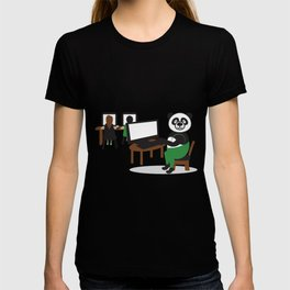 Panda Teacher T-shirt