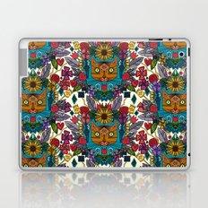 kitten garden Laptop & iPad Skin