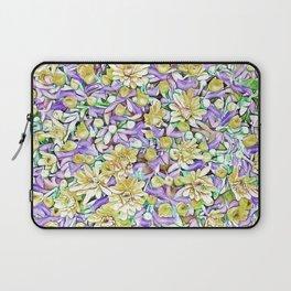 Lovely floral 31D Laptop Sleeve