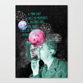 BRUNO Canvas Print