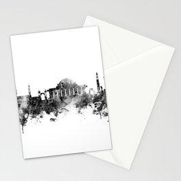 Lilongwe Malawi Skyline Stationery Cards