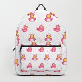 Unicorn Rubber Ducky Backpack