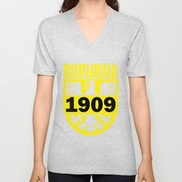 Slogan Dortmund Unisex V-Neck