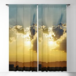 Farmers work Blackout Curtain