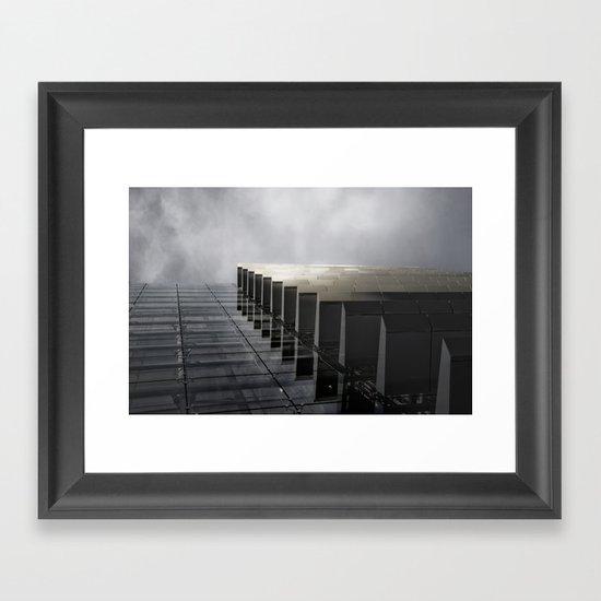 Builds 2 Framed Art Print