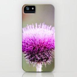 Geotropism iPhone Case