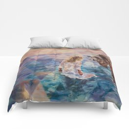 The Secret Seekers Comforters