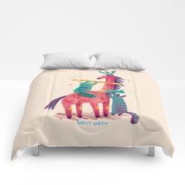 Forest Queen Comforters