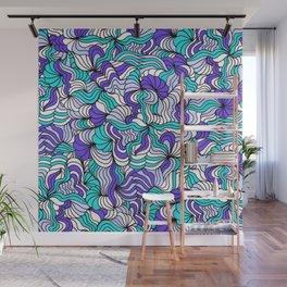 Mermaid Wall Mural