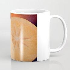 Persimmon Star Mug