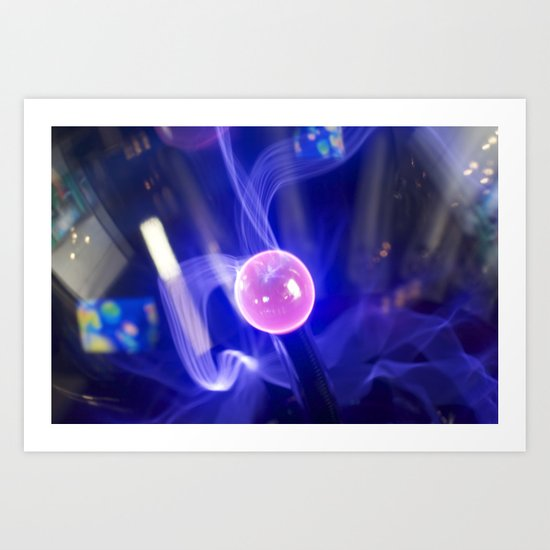 science Art Print