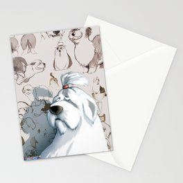 OES Stationery Cards