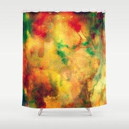 Fume Color Splash 05 Shower Curtain
