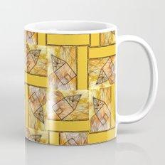 Tumbling houses Mug