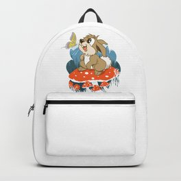 Summer Day in the Mountains Backpack