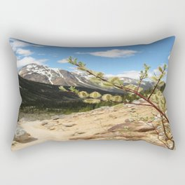 Mountain Meadow Rectangular Pillow
