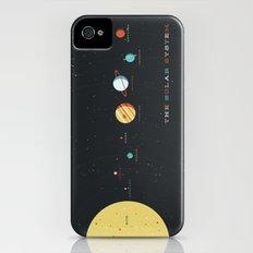 The Solar System iPhone (4, 4s) Slim Case