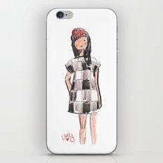 Gingham iPhone & iPod Skin
