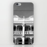 melbourne iPhone & iPod Skins featuring Melbourne by Hannah