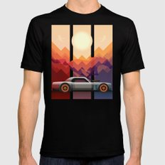 Into the Sun, Ford Mustang 65 KB Black Mens Fitted Tee MEDIUM