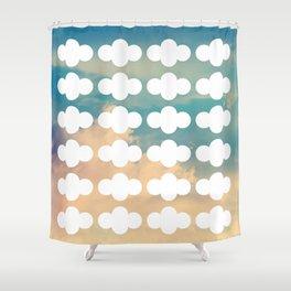 NUVOLE Shower Curtain