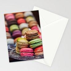 Macarons, Paris Stationery Cards
