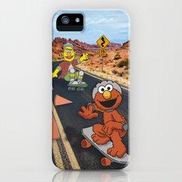 Sesame Skate iPhone Case