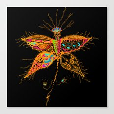 Butterfly Spirit Canvas Print