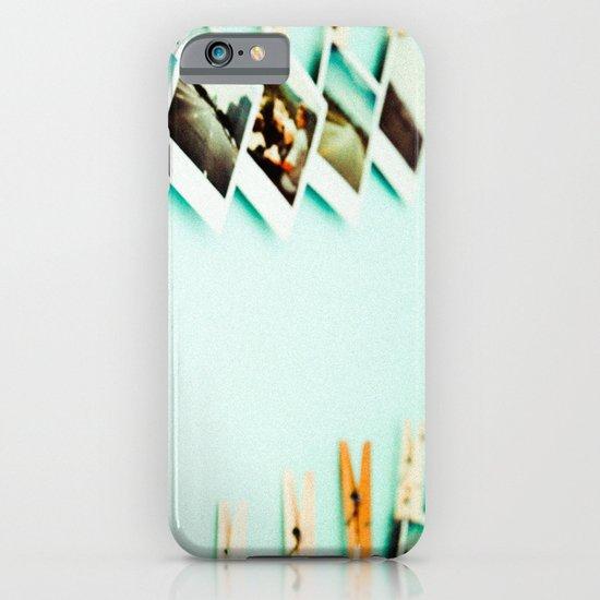 Polaroids iPhone & iPod Case