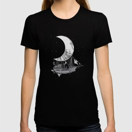 Moon Ship T-shirt