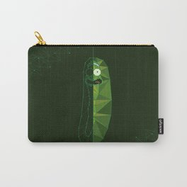 11 | Constellation I'm Pickle Rick Carry-All Pouch