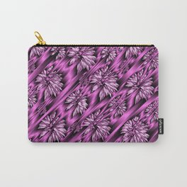 colored subtle pattern Carry-All Pouch