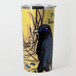 Sum Tail Travel Mug