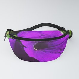 Purple Piety Fanny Pack