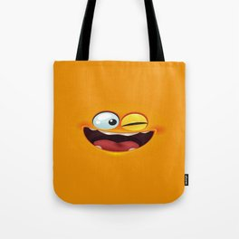 YELLOW_CHRISTMAS Tote Bag