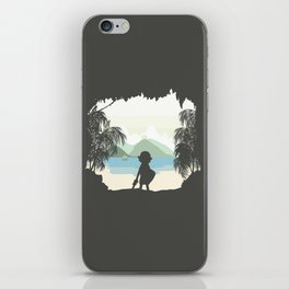 Links Awakening - Proceeds will go to Typhoon Haiyan Victims iPhone Skin