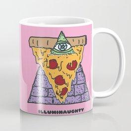 Illuminaughty Coffee Mug