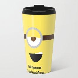 Flirty Minion: Stuart Travel Mug