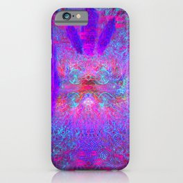 Astral Family iPhone Case