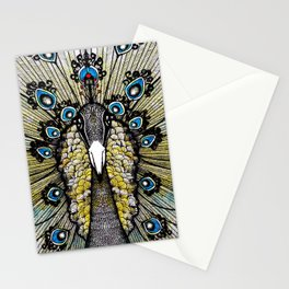 Monsieur Paon2 Stationery Cards