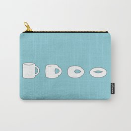 01 topology Carry-All Pouch