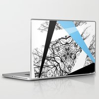 hexagon Laptop & iPad Skins featuring Hexagon by ADGPC