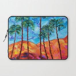 California Palm Trees Laptop Sleeve